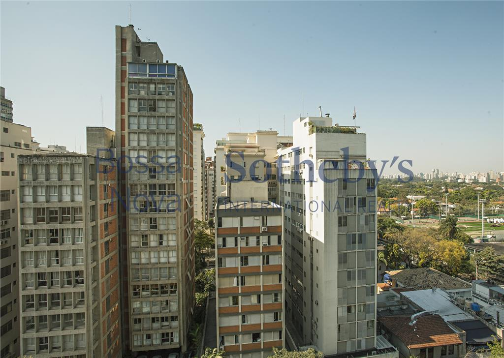 Apartamento refinado ao lado do Clube Paulistano