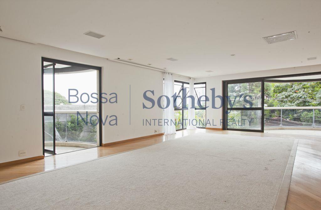 Apartamento amplo com vista especial
