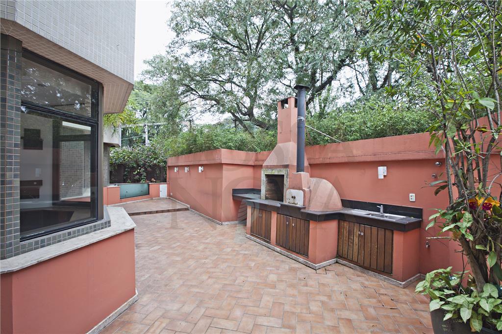 Alto de Pinheiros, apartamento garden, próximo ao Parque