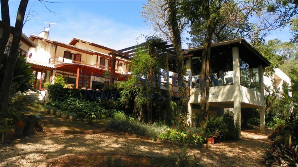 Casa de 5 dormitórios em Fazenda Vila Real De Itu, Itu - SP