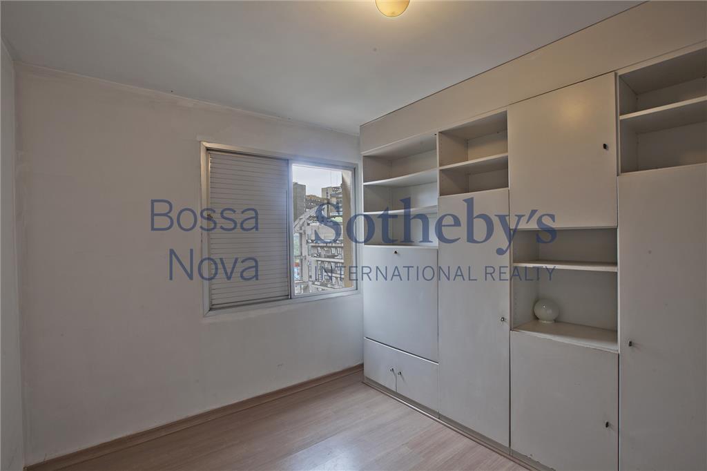 Apartamento com potencial