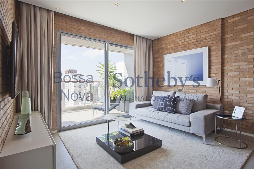 Lançamento residencial decorado à venda naVila Nova Conceição
