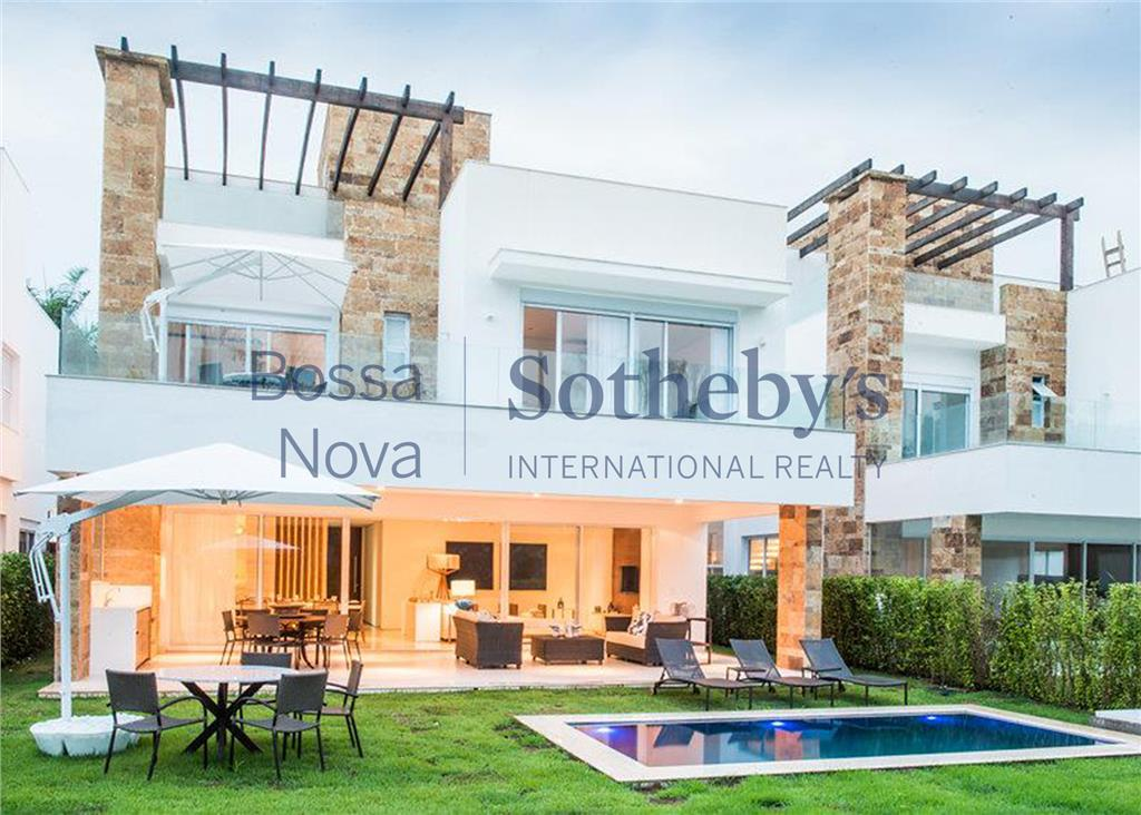 Casa super moderna e estilosa.