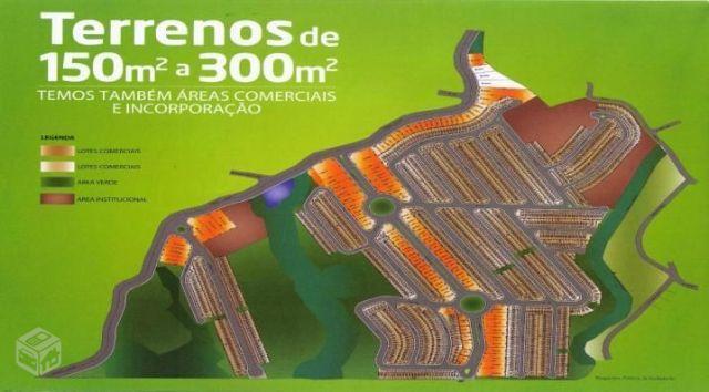 Terreno  residencial à venda, Chácara do Solar I (Fazendinha