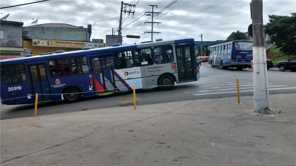 Galpão  comercial para locação, Vila Poupança, Santana de Pa