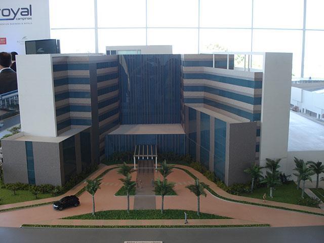 Hotel  comercial à venda, royal palm, Campinas.investimento
