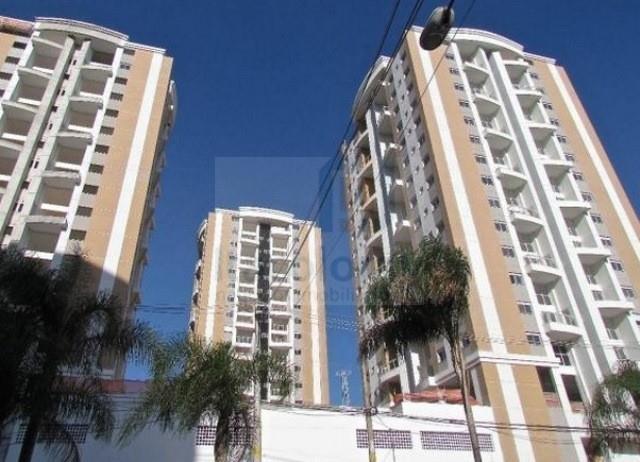 Apartamento  residencial à venda, Residencial Três (Tamboré)