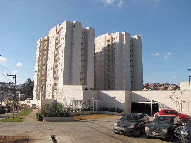 Apartamento residencial à venda, Jardim Bela Vista, Guarulho