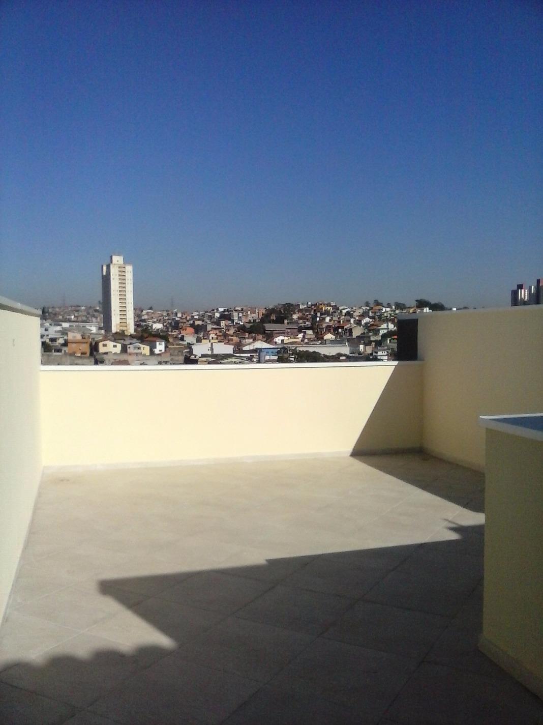 Cobertura de 2 dormitórios em Vila Luzita, Santo André - SP