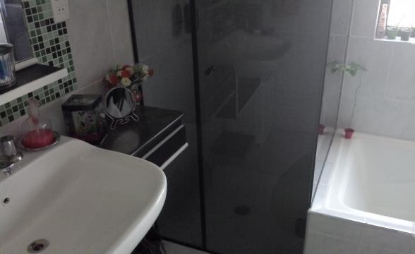 Flat  residencial à venda, Gonzaguinha, São Vicente.