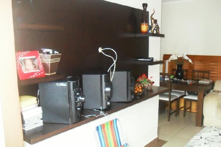 Apartamento  residencial à venda, José Menino, Santos. de Bela Imóveis.'