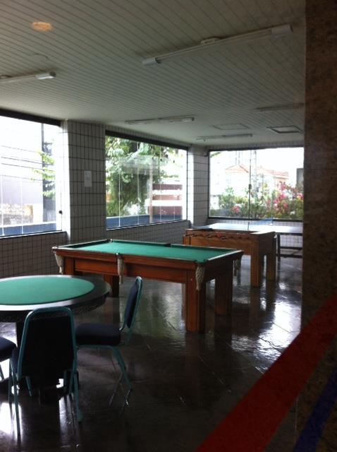 Flat  residencial à venda, Centro, São Vicente.