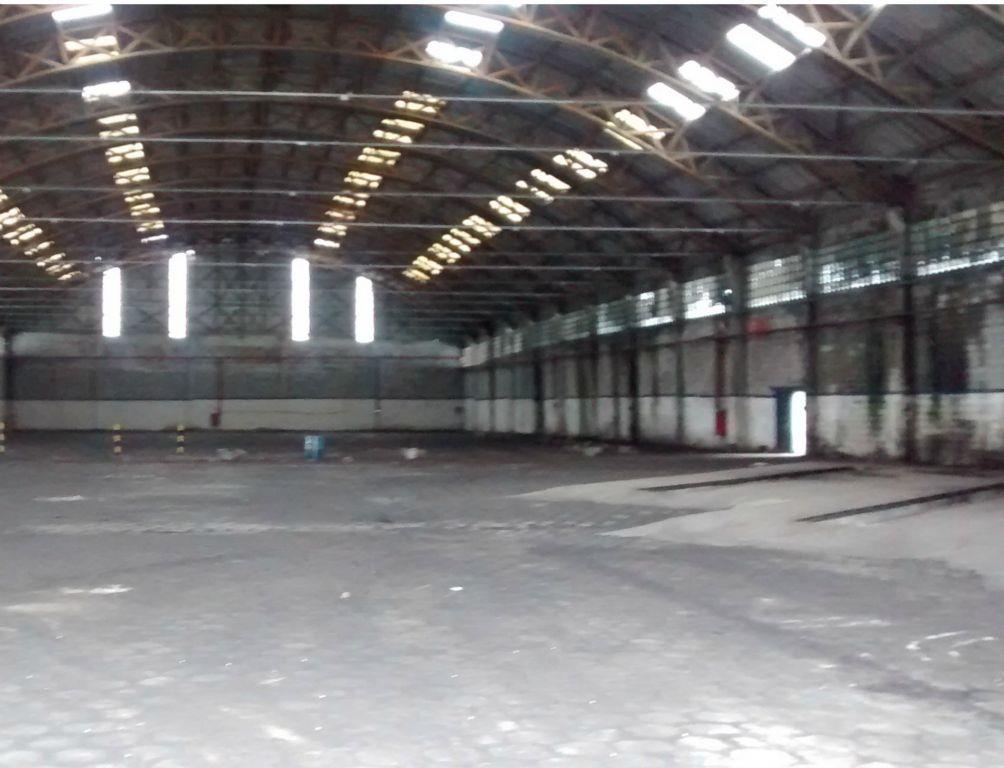 Galpão  comercial para venda e locação, Alemoa, Santos.