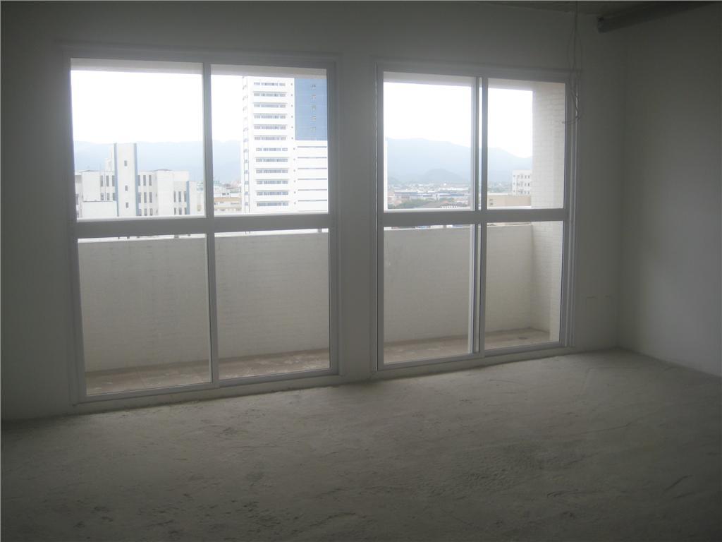 Sala  comercial à venda, Boqueirão, Santos.