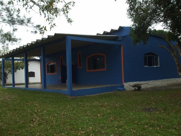 Chácara em Itanhanhém - 4 Casas - Ac. Financiamento