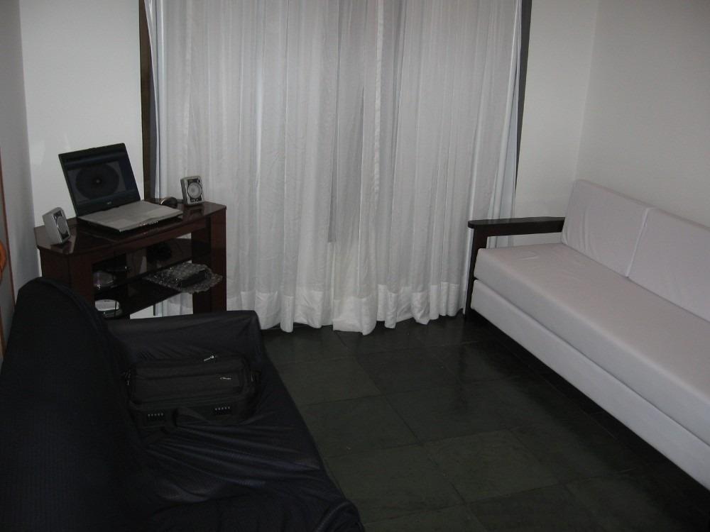 Flat  residencial à venda, Itararé, São Vicente.