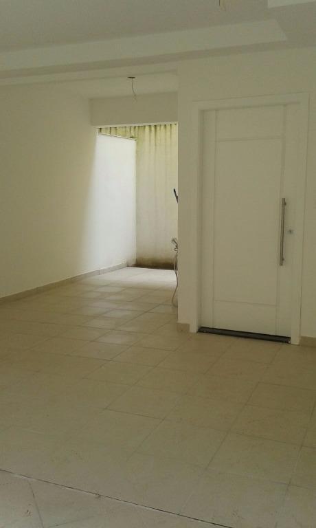 Casa 2 Dorm, Campo Grande, Santos (SO0231)