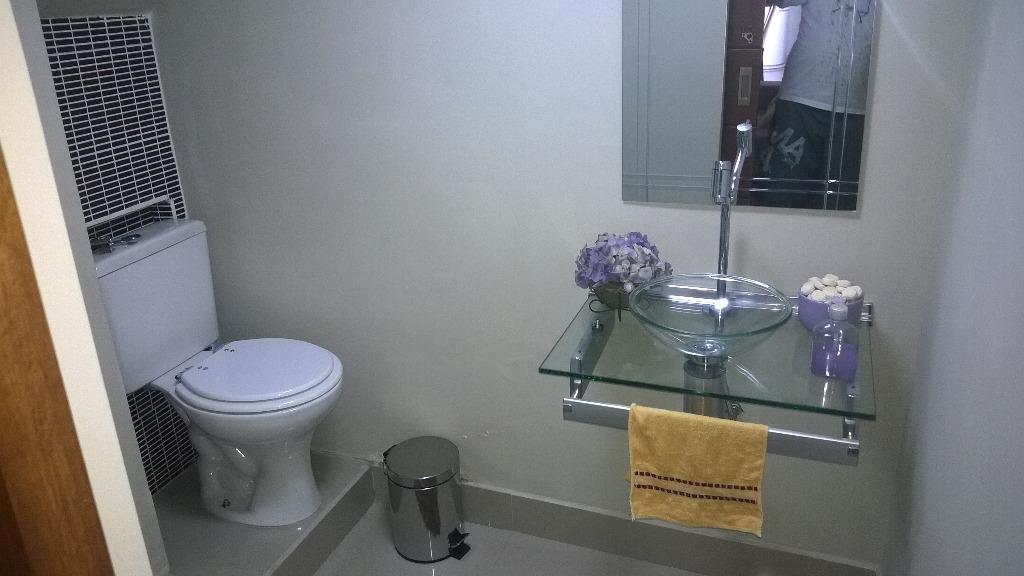 Cobertura 5 Dorm, Gonzaga, Santos (CO0068) - Foto 9