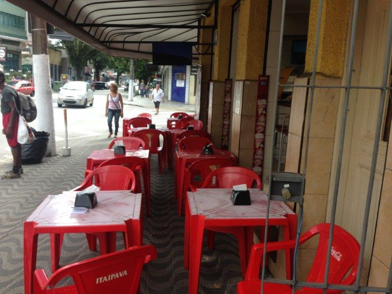 Sala, Vila Matias, Santos (SA0061) - Foto 10
