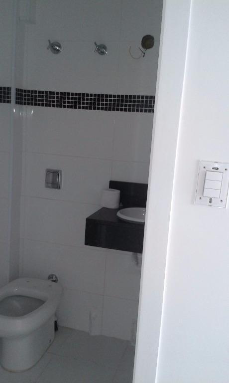 Casa 2 Dorm, Campo Grande, Santos (SO0231) - Foto 10