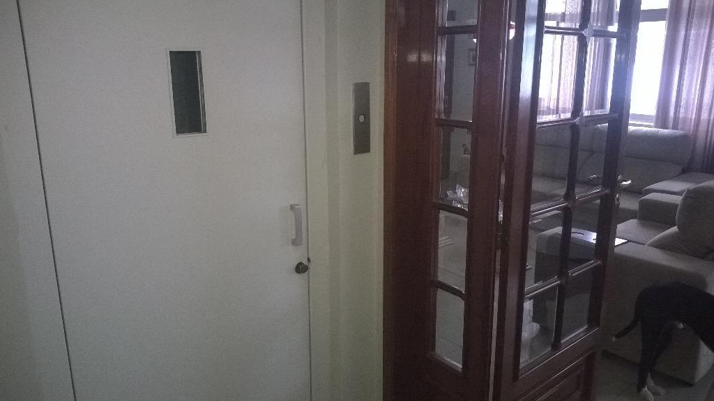 Cobertura 5 Dorm, Gonzaga, Santos (CO0068) - Foto 4