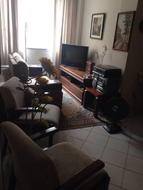 Apto 2 Dorm, Aparecida, Santos (AP0081)