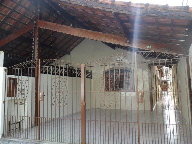 Mello Santos Imóveis - Casa 3 Dorm, Vila Tupi