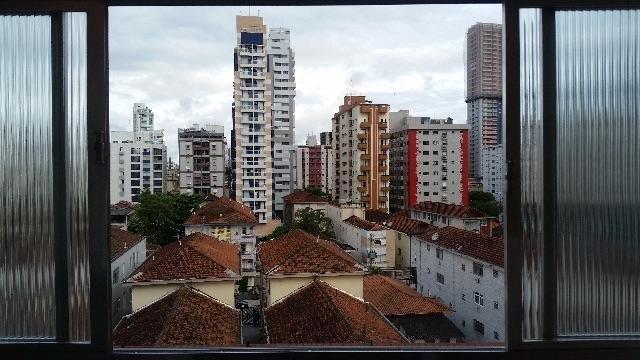 Apto 1 Dorm, Gonzaga, Santos (AP4084) - Foto 4
