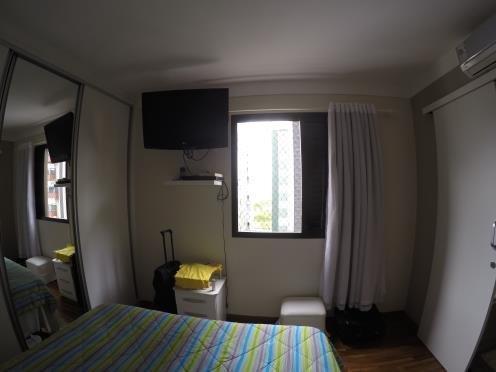 Apto 2 Dorm, Gonzaga, Santos (AP4011) - Foto 4