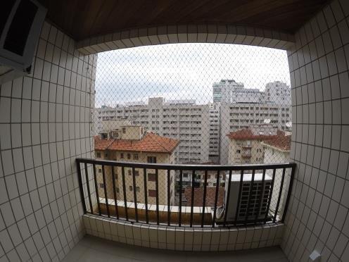 Apto 2 Dorm, Gonzaga, Santos (AP4011) - Foto 15