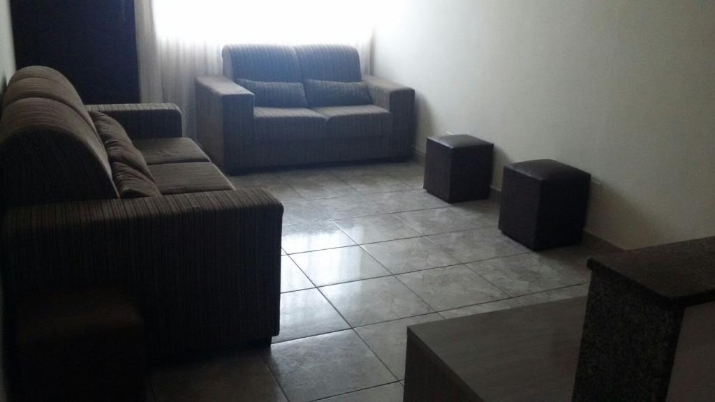 Casa 2 Dorm, Ponta da Praia, Santos (SO0230)