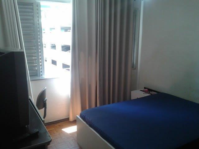 Apto 1 Dorm, José Menino, Santos (AP4074)