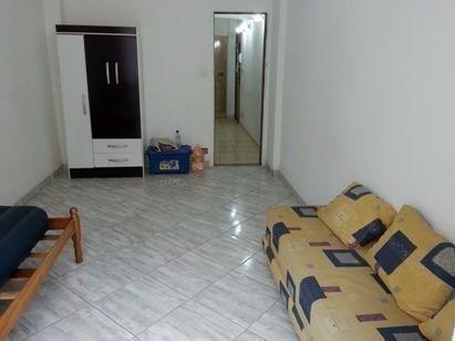 Apto 1 Dorm, Boqueirão, Santos (AP4015)