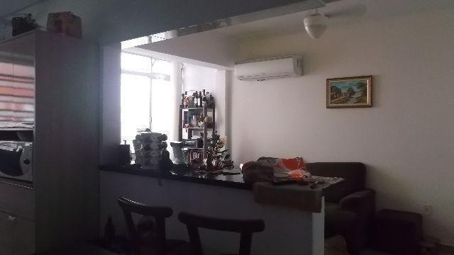 Apto 1 Dorm, Campo Grande, Santos (AP4089) - Foto 2