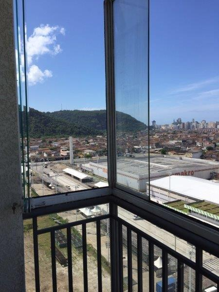 Mello Santos Imóveis - Apto 2 Dorm, Areia Branca - Foto 14