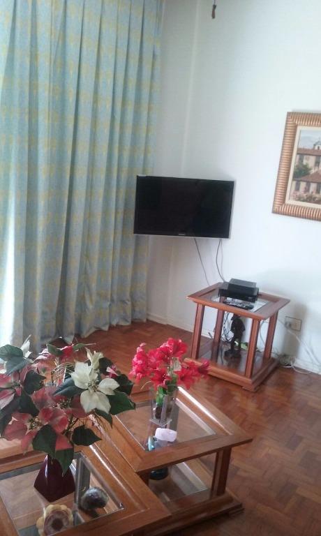 Apto 2 Dorm, Gonzaga, Santos (AP4024)