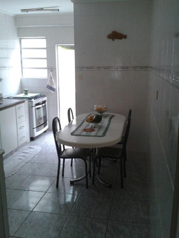 Casa 2 Dorm, Ponta da Praia, Santos (SO0230) - Foto 3