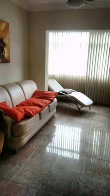 Apto 3 Dorm, Marapé, Santos (AP4020)