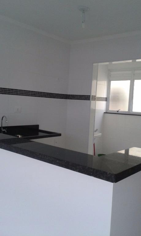 Casa 2 Dorm, Campo Grande, Santos (SO0231) - Foto 6
