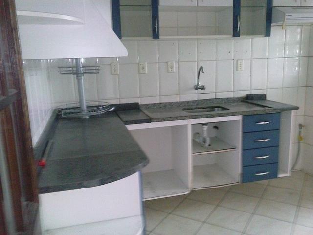 Apto 2 Dorm, Encruzilhada, Santos (AP4083) - Foto 4