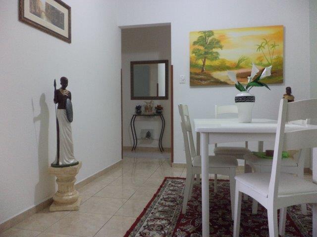 Apto 2 Dorm, Embaré, Santos (AP4114) - Foto 2