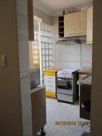 Mello Santos Imóveis - Apto 2 Dorm, Ponta da Praia - Foto 9