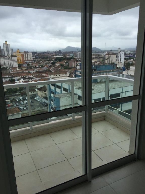 Apto 1 Dorm, Boqueirão, Santos (AP4030) - Foto 8