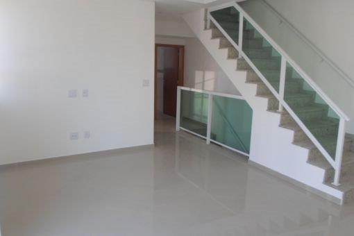 Mello Santos Imóveis - Casa 3 Dorm, Ponta da Praia - Foto 2