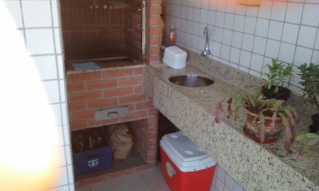 Casa 3 Dorm, Macuco, Santos (CA0275) - Foto 4