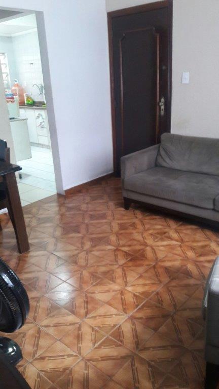 Apto 2 Dorm, Encruzilhada, Santos (AP4043)