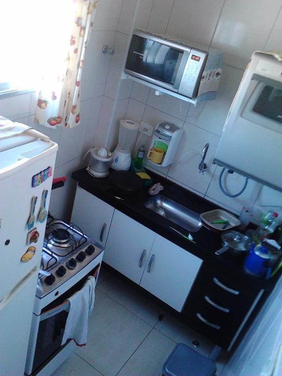 Apto 1 Dorm, Centro, São Vicente (AP4092) - Foto 4