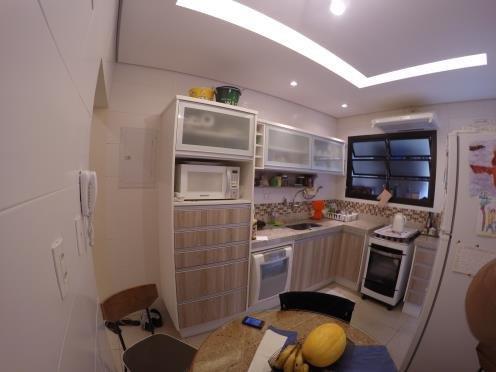 Apto 2 Dorm, Gonzaga, Santos (AP4011) - Foto 12