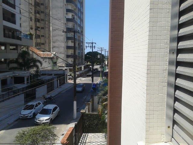 Apto 1 Dorm, José Menino, Santos (AP4074) - Foto 2