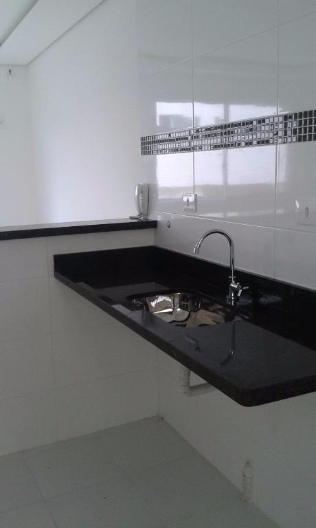 Casa 2 Dorm, Campo Grande, Santos (SO0231) - Foto 5